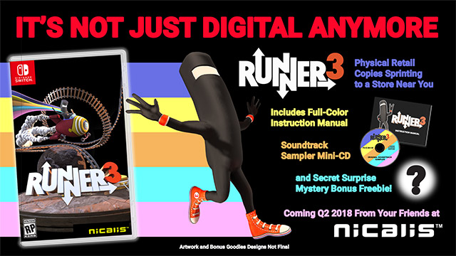 Runner3 - Launch Edition