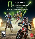 Monster Energy Supercross Box Art