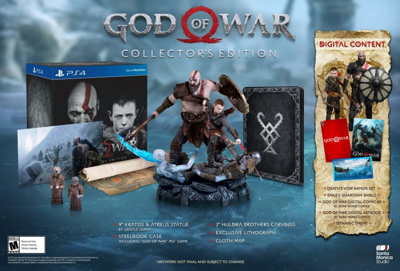 God of War - Collector's Edition