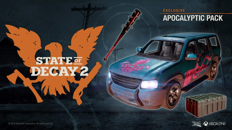 State of Decay 2 - Apocalyptic Pack