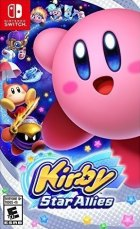 Kirby: Star Allies Box Art