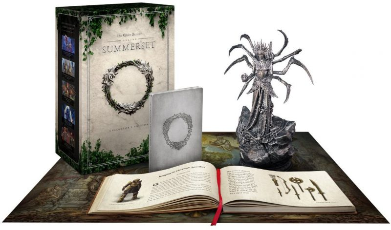 ESO: Summerset - Collector's Edition