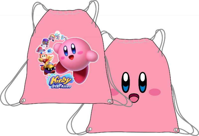 Kirby: Star Allies - Cinch Bag