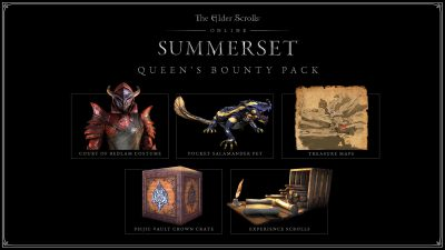 ESO: Summerset - Queen's Bounty Pack