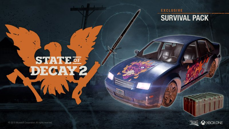 State of Decay 2 - Survival Pack
