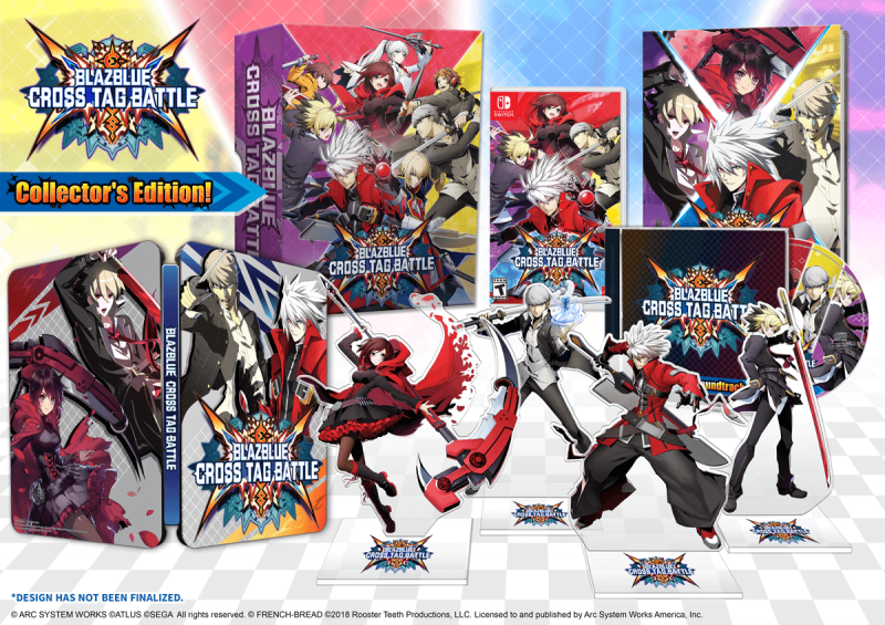 Blazblue: Cross Tag Battle - Collector's Edition