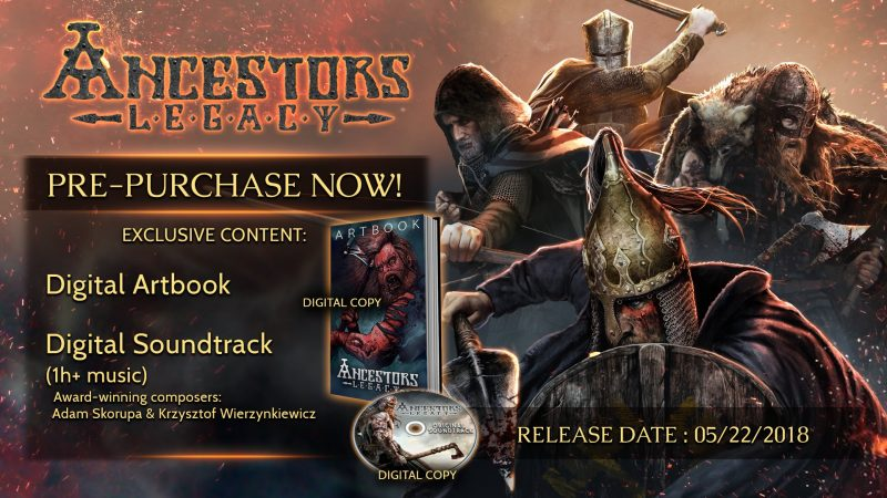 Ancestors Legacy - Pre-Purchase Bonuses