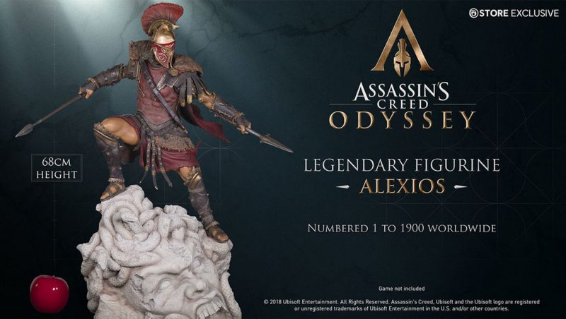 Assassin's Creed Odyssey - Alexios Legendary Figurine
