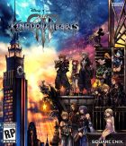 Kingdom Hearts III Box Art