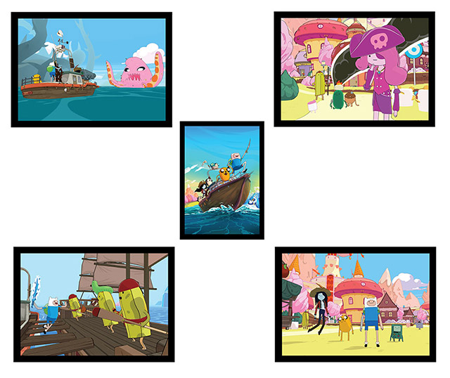 Adventure Time: Pirates of the Enchiridion - Collectible Cards