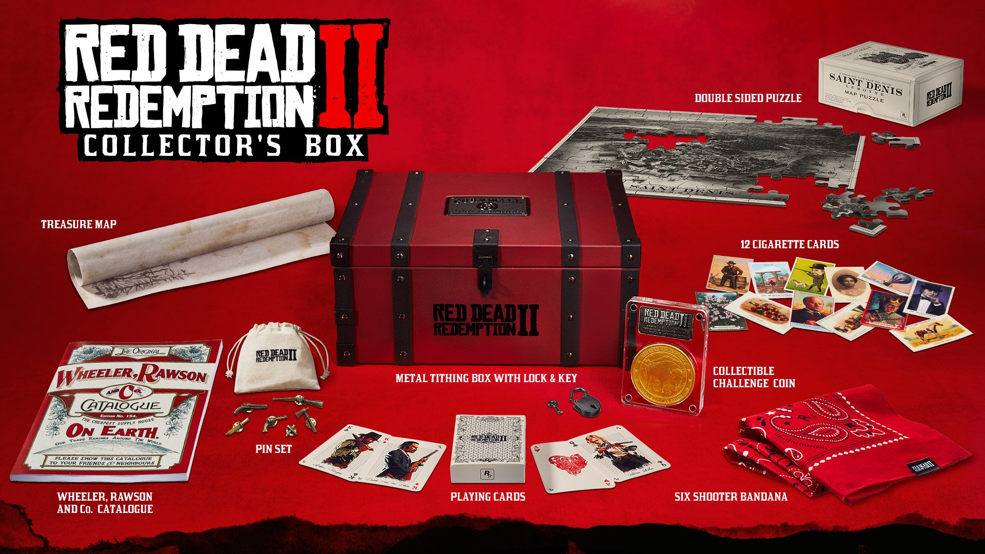 Red Dead Redemption 2 Game Preorders