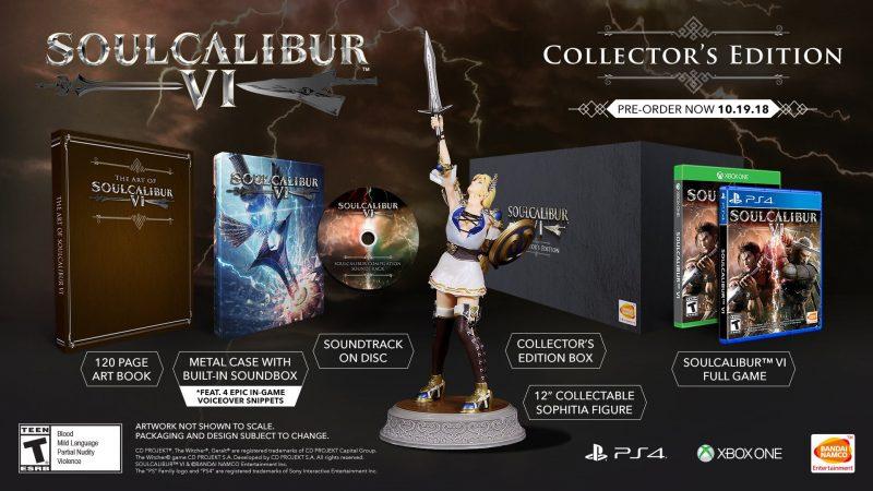 Soulcalibur VI - Collector's Edition