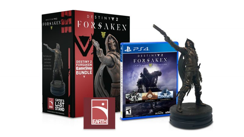 Destiny 2: Forsaken - GameStop Bundle