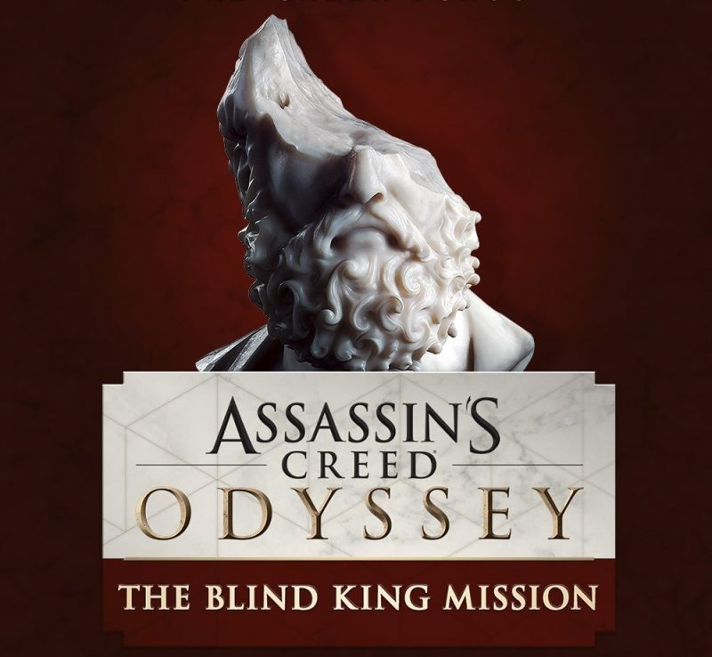 Assassin's Creed Odyssey - The Blind King