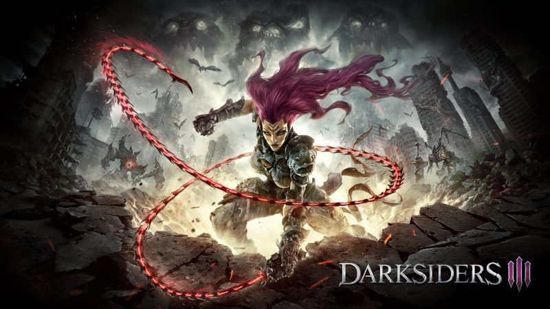 Darksiders III - Fury Concept Art