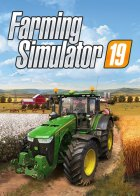 Farming Simulator 19 Box Art