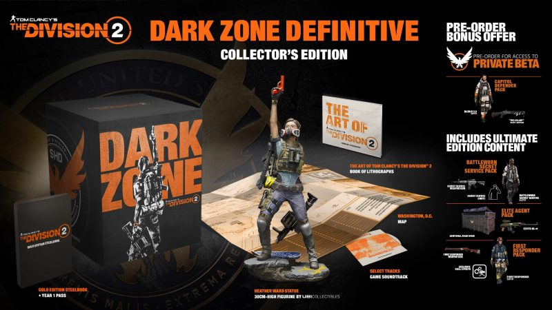 The Division 2 - Dark Zone Definitive Edition