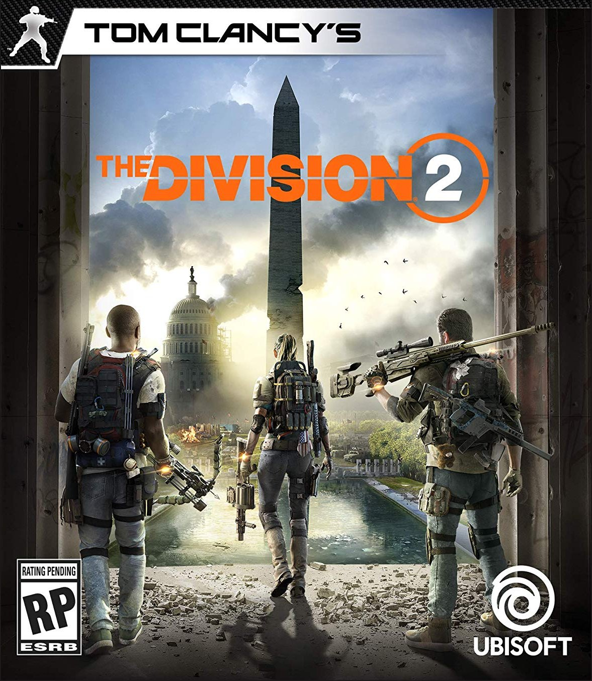 Tom Clancy S The Division 2 Game Preorders
