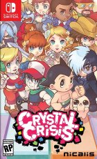 Crystal Crisis Box Art