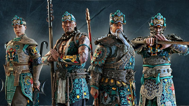 For Honor: Marching Fire - Wu Lin Elite Pack