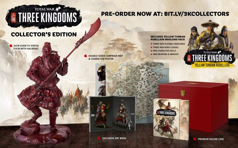 Total War: Three Kingdoms - Collector's Edition