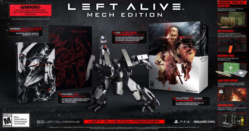 Left Alive - Mech Edition
