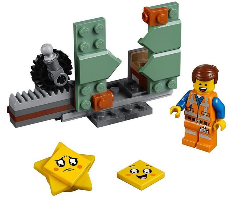 The LEGO Movie 2 Videogame - Star-Stuck Emmet Set