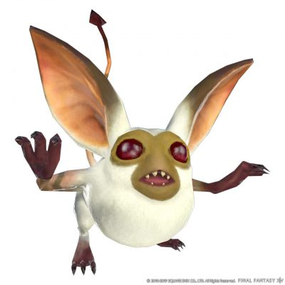 Final Fantasy XIV: Shadowbringers - Baby Gremlin Minion