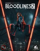 Vampire: The Masquerade – Bloodlines 2 Cover Art