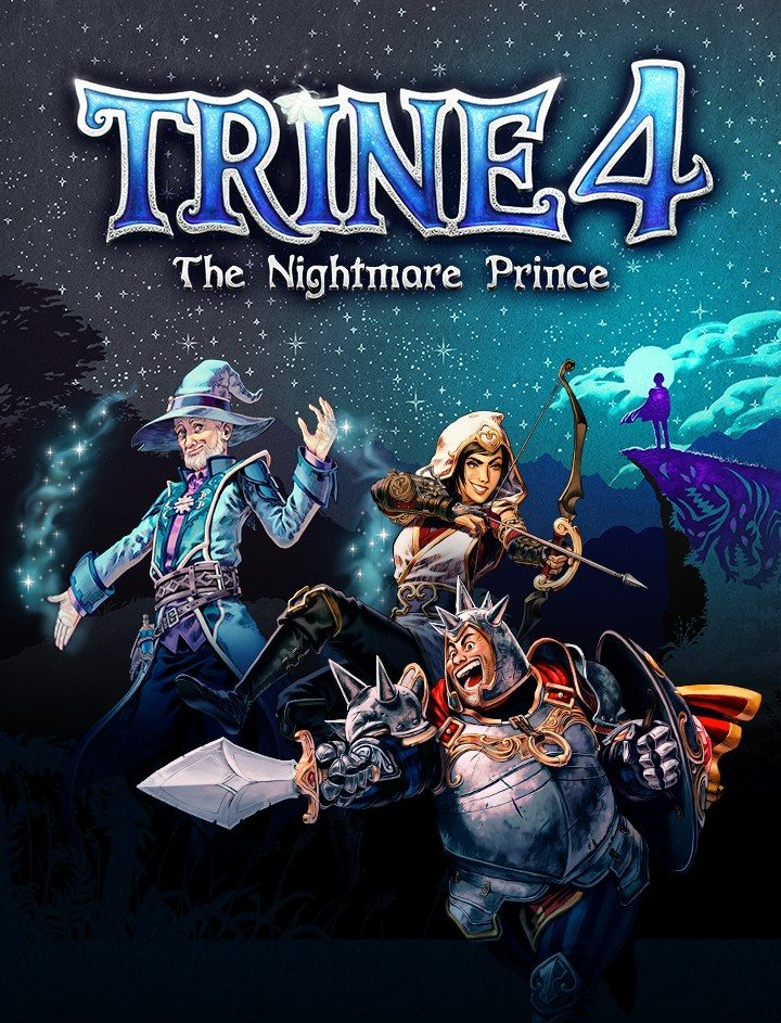 Trine 4: The Nightmare Prince | License