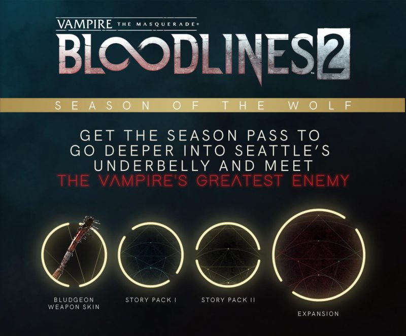 VtM: Bloodlines 2 - Season of the Wolf