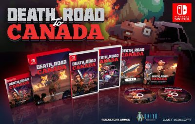 Death Road to Canada - Nintendo Switch Limited Edition