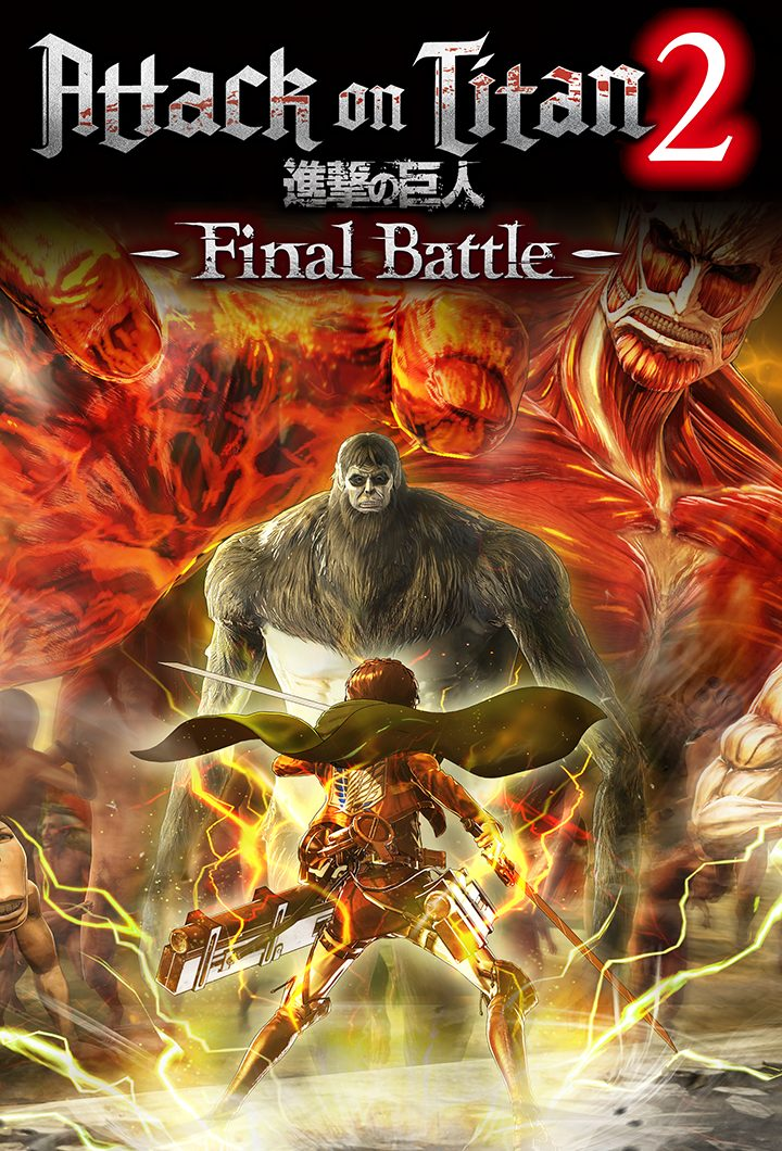 Attack on Titan 2: Final Battle | Game Preorders