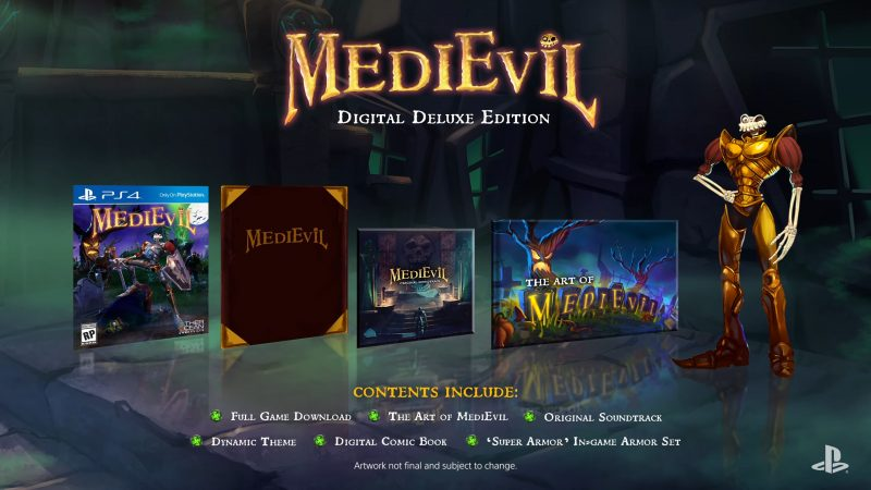MediEvil - Deluxe Edition