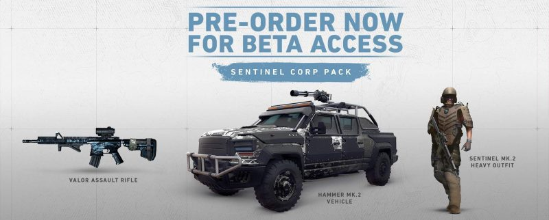 Ghost Recon Breakpoint - Sentinel Corp Pack