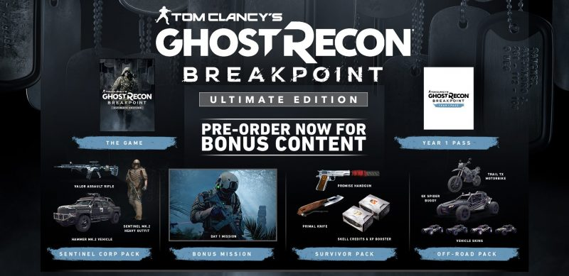 Ghost Recon Breakpoint - Ultimate Edition