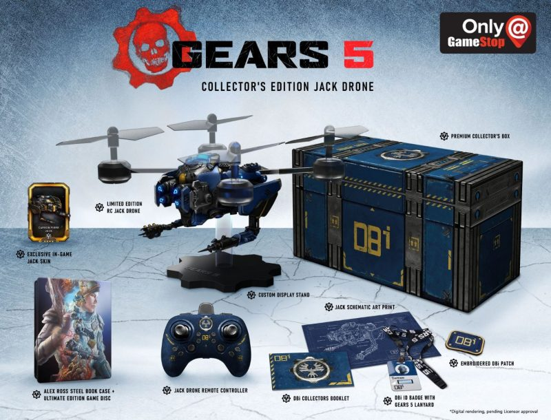 Gears 5 - Collector's Edition
