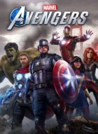 Marvel's Avengers Box Art