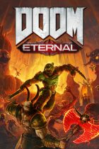 DOOM Eternal Cover Art