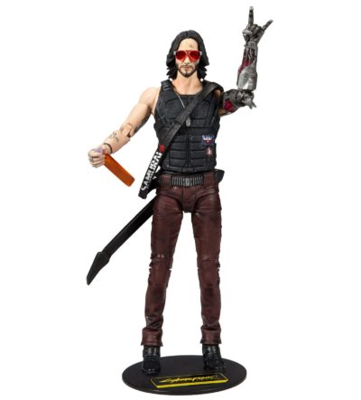 Cyberpunk 2077 - Johnny Silverhand Action Figure