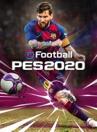 eFootball PES 2020 Box Art