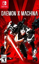 Daemon X Machina Box Art