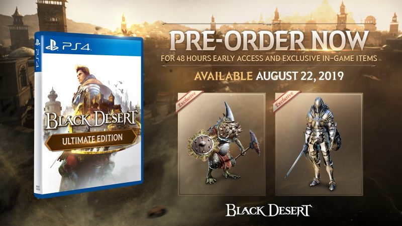 Black Desert - Ultimate Edition