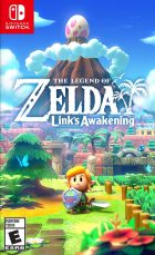 The Legend of Zelda: Link's Awakening Box Art