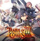 Trails of Cold Steel III Box Art