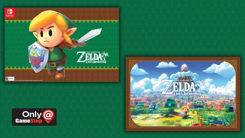 Link's Awakening - Double-Sided Poster