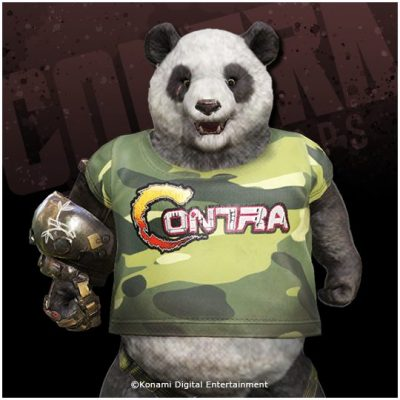 Contra: Rogue Corps - Hungry Beast Character Skin 2