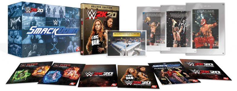 WWE2K20 - SmackDown! 20th Anniversary Edition