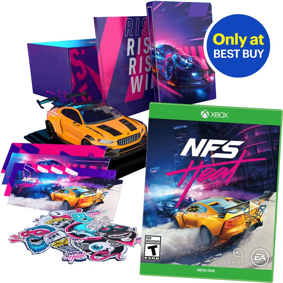 Need For Speed Heat Game Preorders