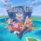 Trials of Mana Cover Art
